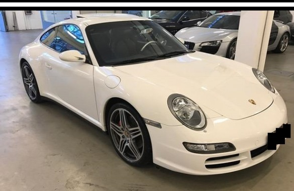 PORSCHE 997 CARRERA 4S TIPTRONIC Coupé