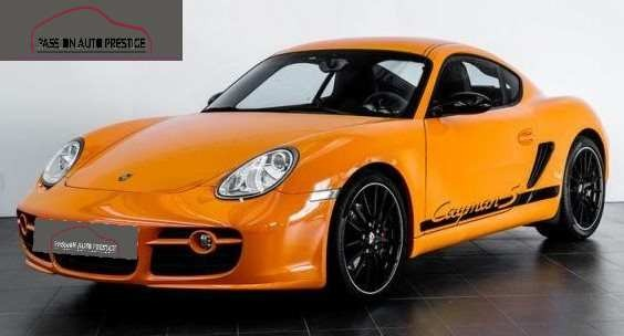 Porsche Cayman 3.4 S SPORT LIMITED EDITION
