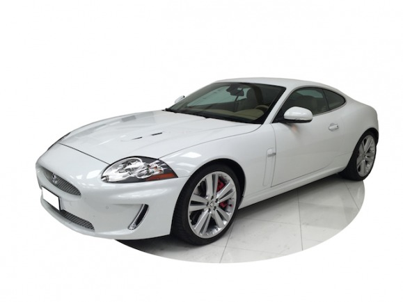 JAGUAR XKR COUPE 5.0 SUPERCHARGED